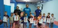 Taekwondo klinci polagali VI. 2017.