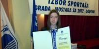 Izbor najboljih sportaša grada Mostara 2012.
